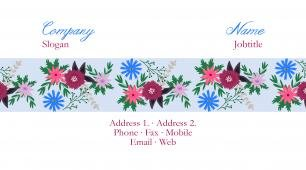 #163713 hobbies, sewing, crafts business card template