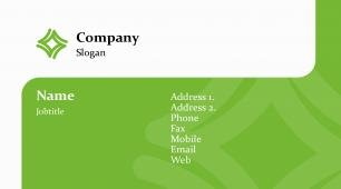 #287417 with logo business card template